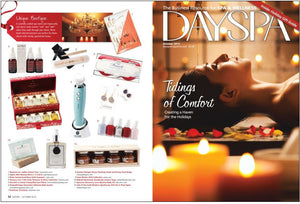 Druzy Bezel Drops (Multiple Colors) - As Seen in DaySpa Magazine