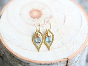Dew Earrings (As Seen On The Vampire Diaries) Multiple Colors