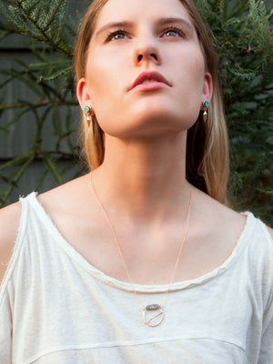 Orbit Necklace - ( As Seen On The Vampire Diaries )