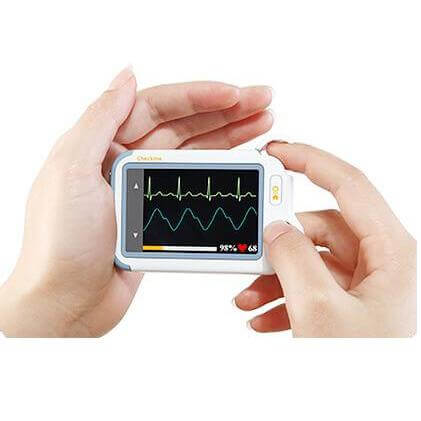FL50 ECG Monitor with Pulse Oximeter