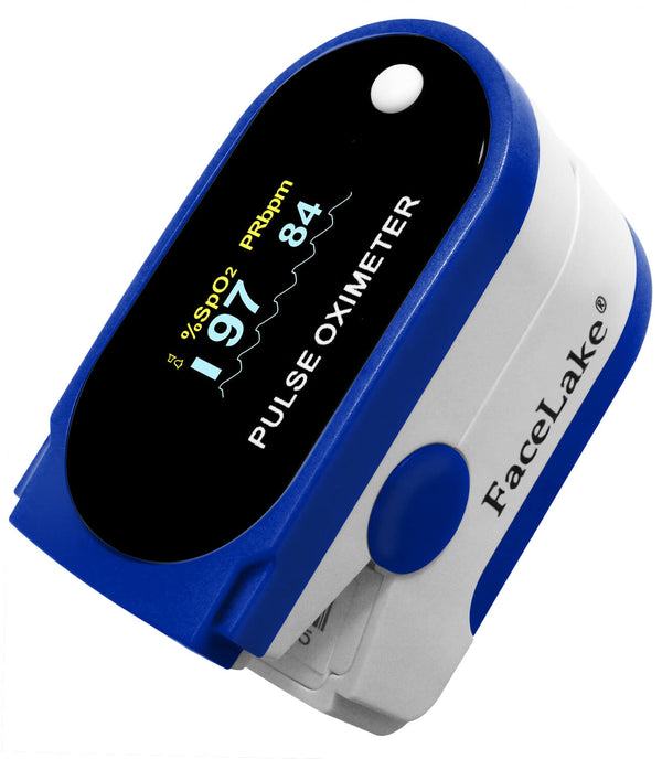 FL420 Pulse Oximeter with Alarm