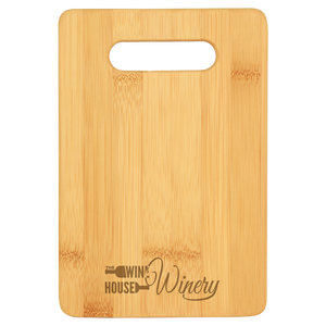 Bamboo Bar Cutting Board