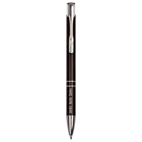 Gloss Black Ballpoint Pen