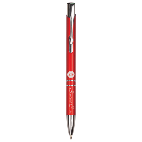 Gloss Red Ballpoint Pen