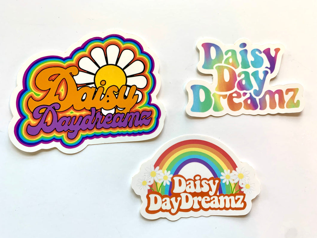 Daisydaydreamz Sticker Bundle
