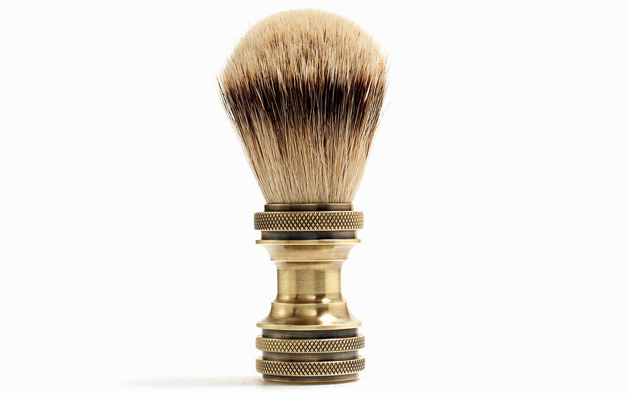 Brass Shaving Brush | 813