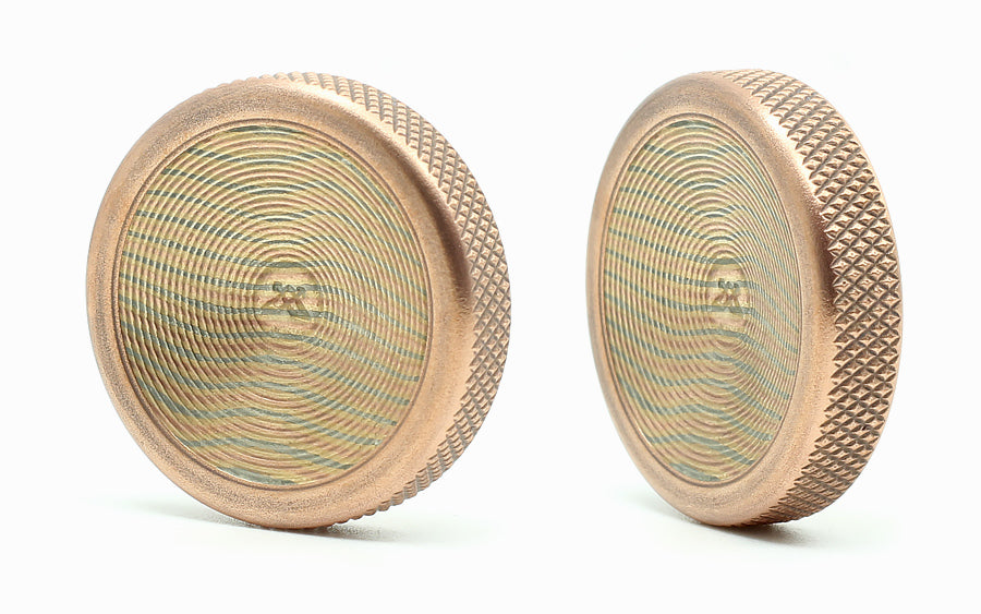 Worry Coin | 19.02 Mokume