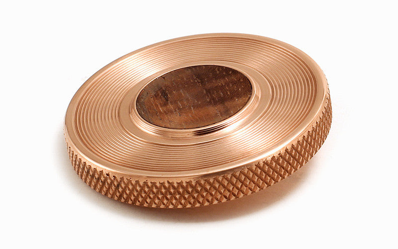 Spin Coin | Copper & Koa