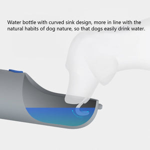 Travel One-Touch Pet Bottle