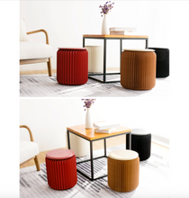 Nordic Style Folding Paper Stool