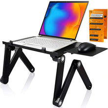 Foldable Notebook Standing Desk