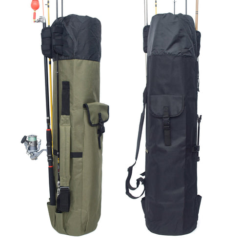FIRO® All in One- Portable Fishing Rod & Tackle Bag