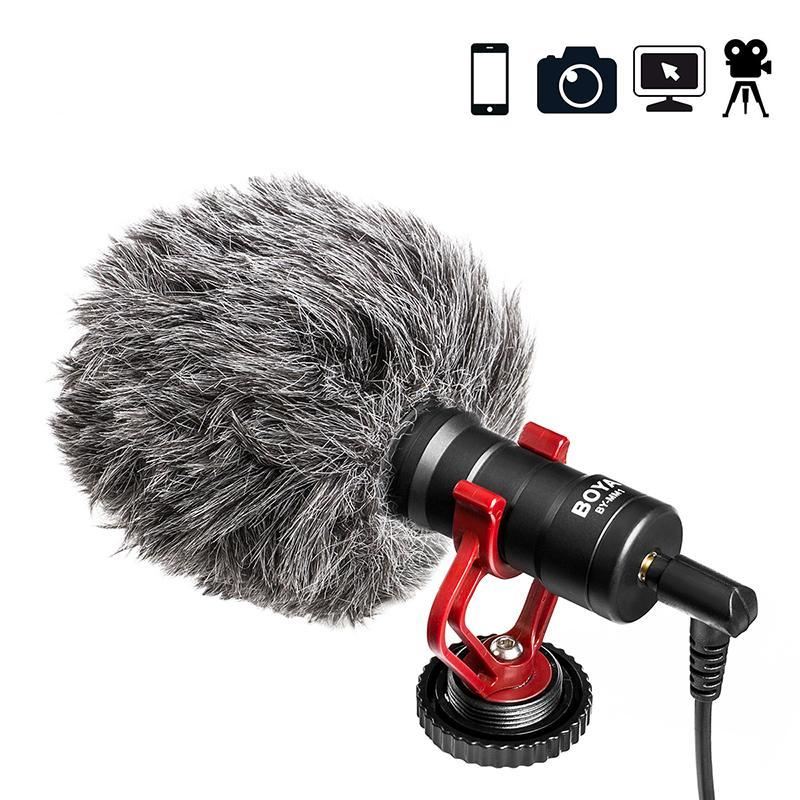 On-Camera Recording Microphone