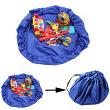 Portable Kids Toy Storage Bag