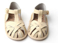 'Cream' Fawn Sandals | Soft Soled