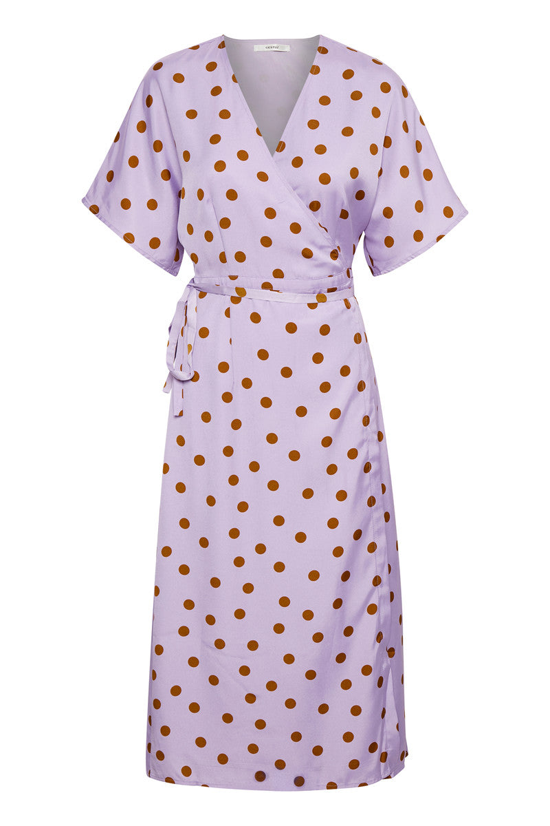 GESTUZ Elsie Wrap Dress