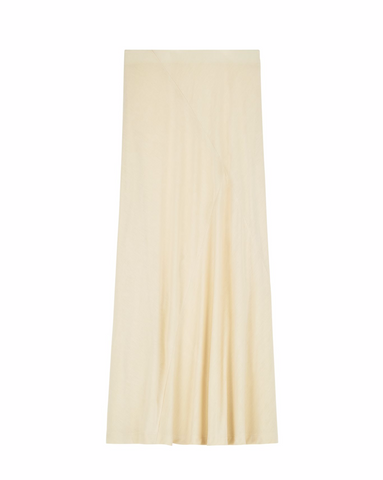 Filippa K Bias Jersey Skirt