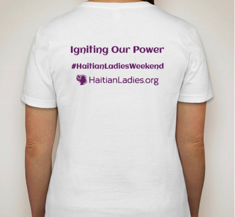 Haitian Ladies Network T-shirt TM