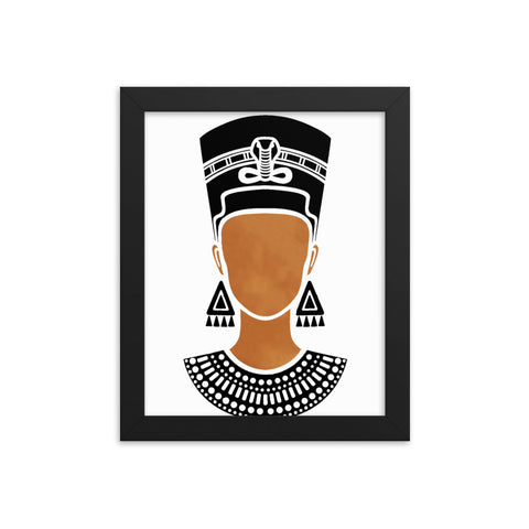 Nefertiti Digital Print