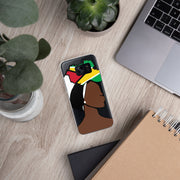 Guyana Head Wrap Queen Samsung Case