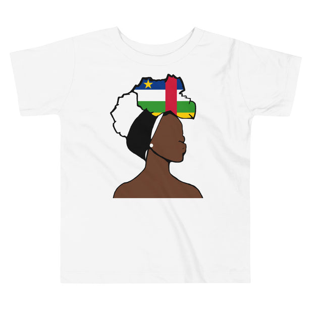 C.A.R Head Wrap Queen Toddler Premium Tee