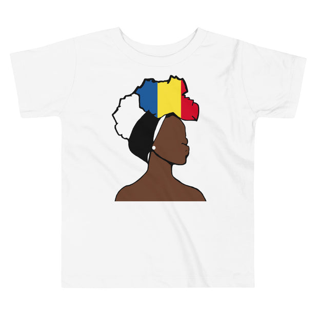 Chad Head Wrap Queen Toddler Premium Tee