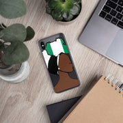 Nigeria Head Wrap Queen iPhone Case