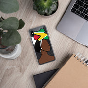 Guyana Head Wrap Queen iPhone Case