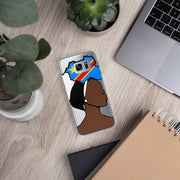 Congo DR Head Wrap Queen Samsung Case