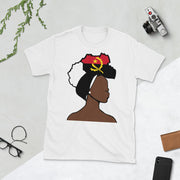 Angola Head Wrap Queen Unisex T-shirt