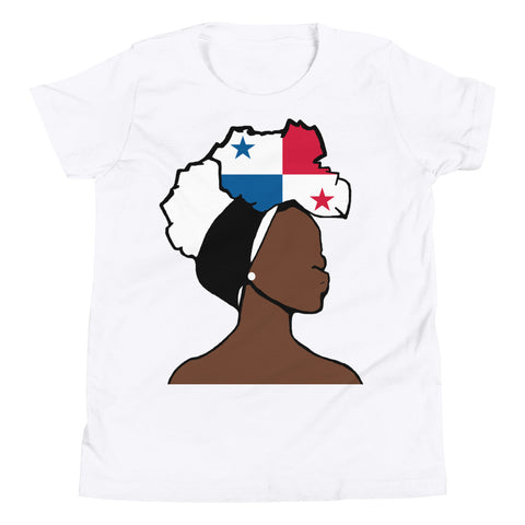 Panama Head Wrap Queen Youth Premium Tee