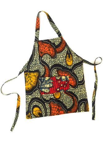 Gingersnap Child's Art Apron