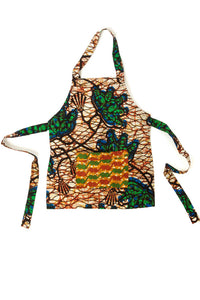 Lilypad Lake Child's Art Apron