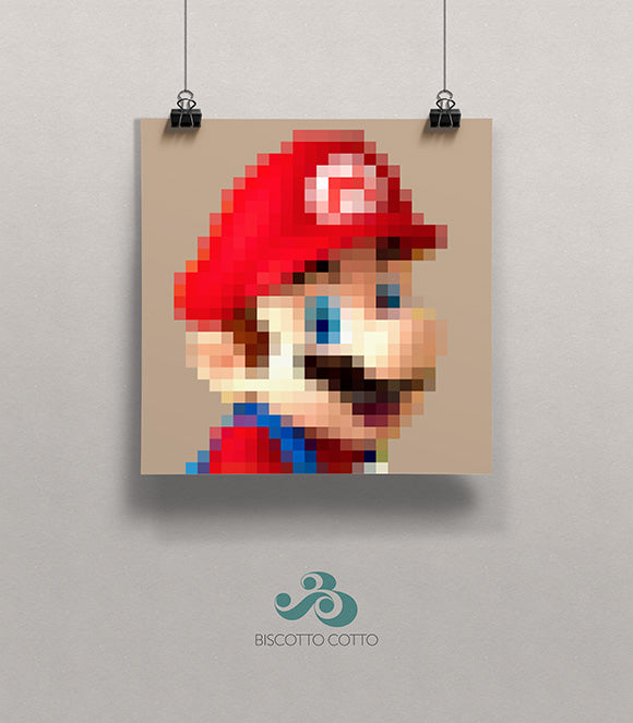 We love pixel art!
