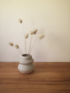 bud vase 3 - one of a kind - cloud