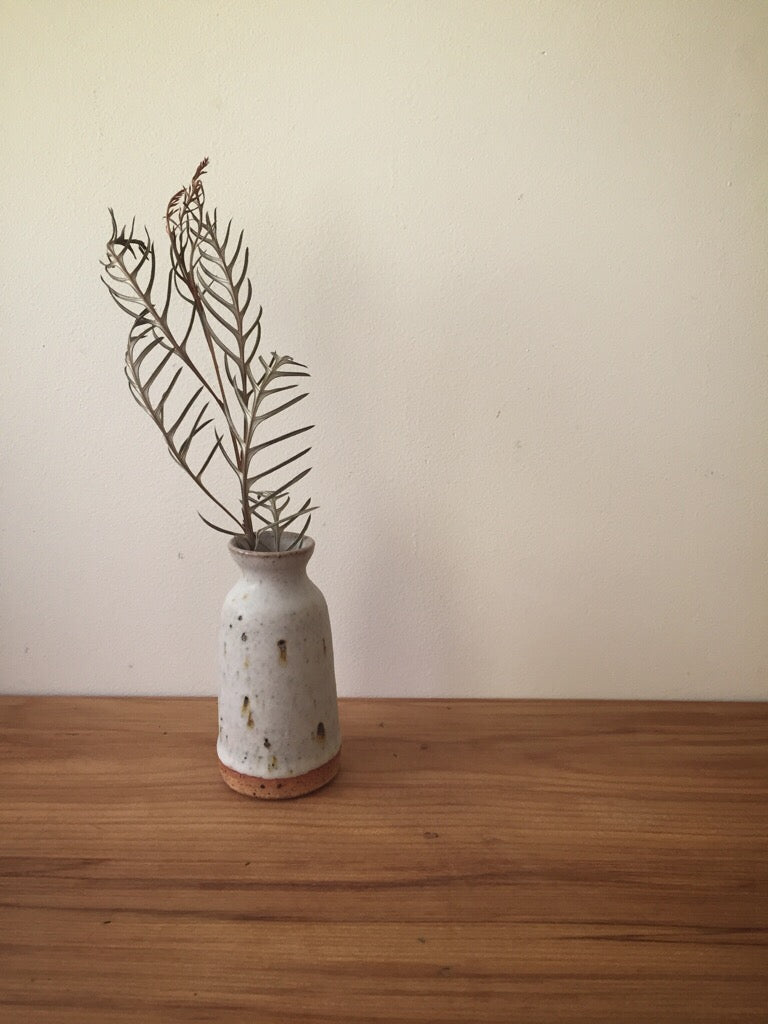 bud vase 1 - one of a kind - cloud
