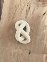 Load image into Gallery viewer, handbuilt sculptural knot - small