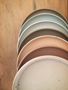side plates - made to order - everyday range