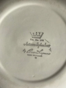 Set of 8 Crown Lynn side plates