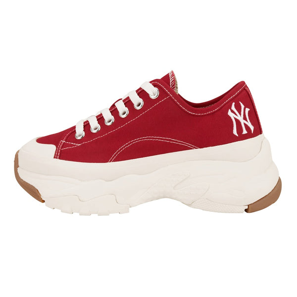 MLB Chungky High Low NY RED Men Shoes Sneakers 32SHU2111-50R