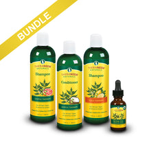 Neem Hair Care Bundle
