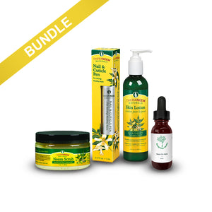 Neem Hand & Nail Care Bundle