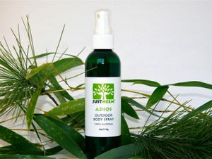 Just Neem-Adios Outdoor Spray