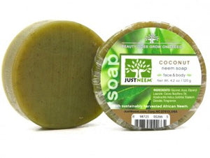 Just Neem-Coconut Neem Soap