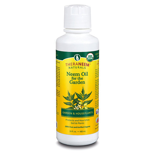 NEEM OIL FOR PLANTS - THERANEEM NEEM OIL FOR THE GARDEN