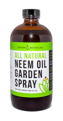 Barton Botanicals All-Natural Garden Neem Oil