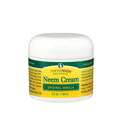 TheraNeem Neem Cream - Original Vanilla