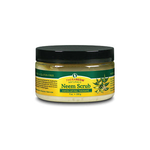 TheraNeem Neem Scrub Nail & Cuticle
