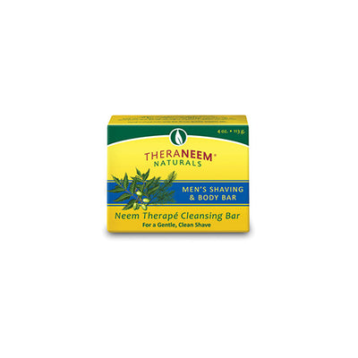 Men's Neem Shaving and Complexion Soap