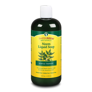 TheraNeem Naturals Liquid Soap Gentle Therape